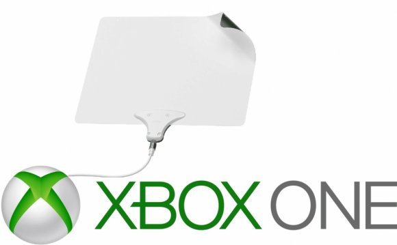 Xbox one antenna over the air