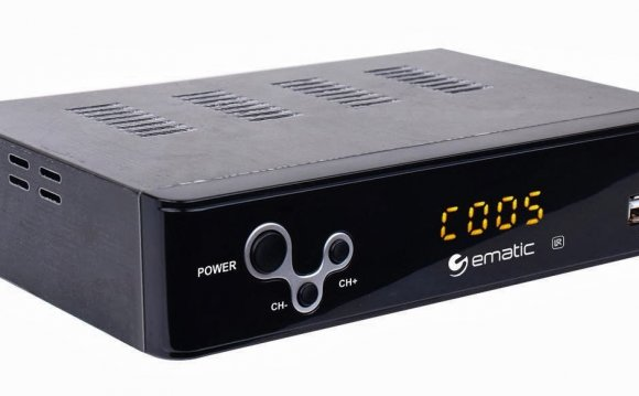 Analog to digital converter boxes